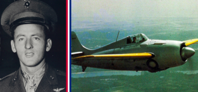a WWII fighter pilot and his plan