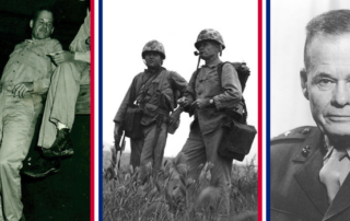 a compilation of chesty puller images