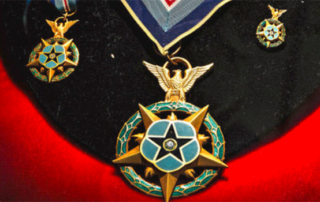 a picture of the medal of honor