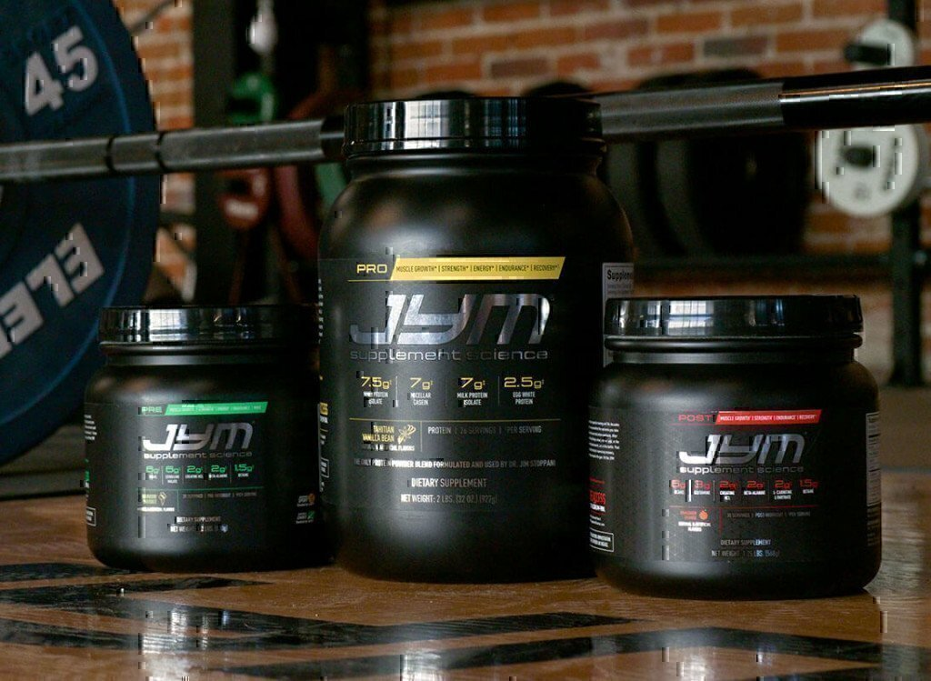 a picture of jym stoppani products