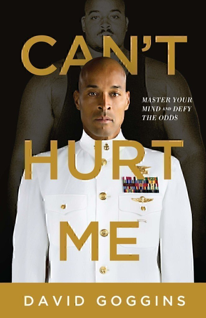david goggins book cant hurt me