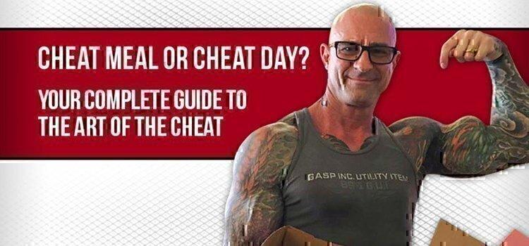 jim stoppani cheat meal cheat day