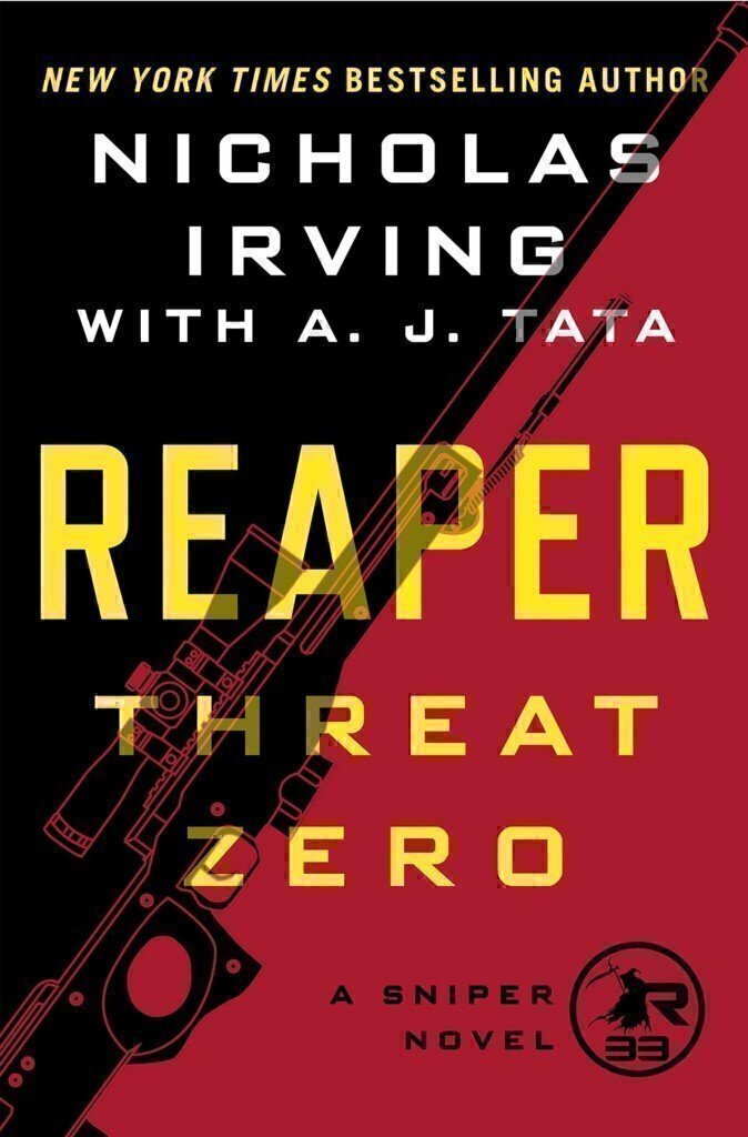 reaper threat zero nick irving