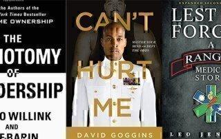 5 top veteran leadership books