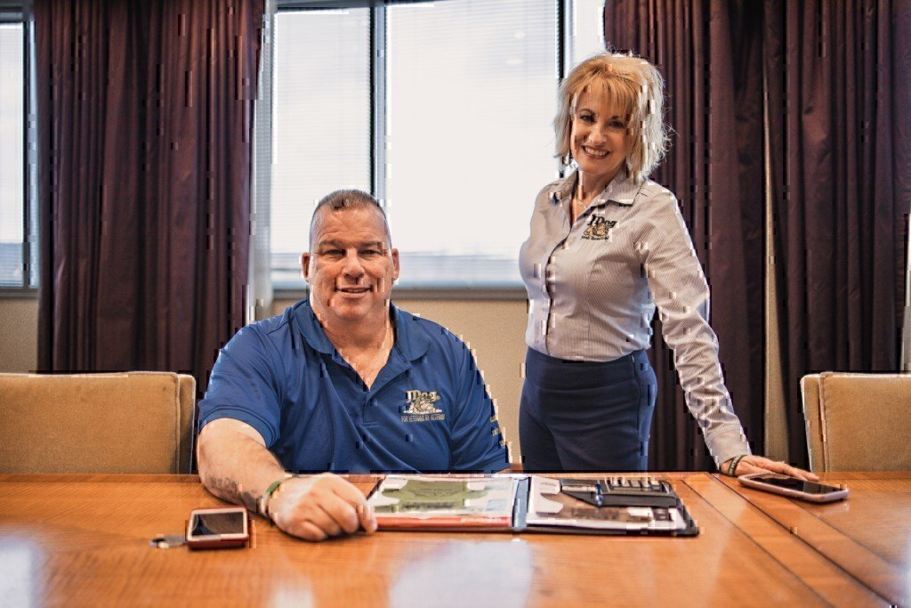 veteran infuencer of the month jerry flanagan and tracy flanagan