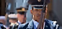 military ceremony air force