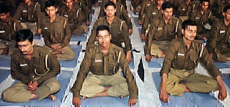 mediation and mindfulness training
