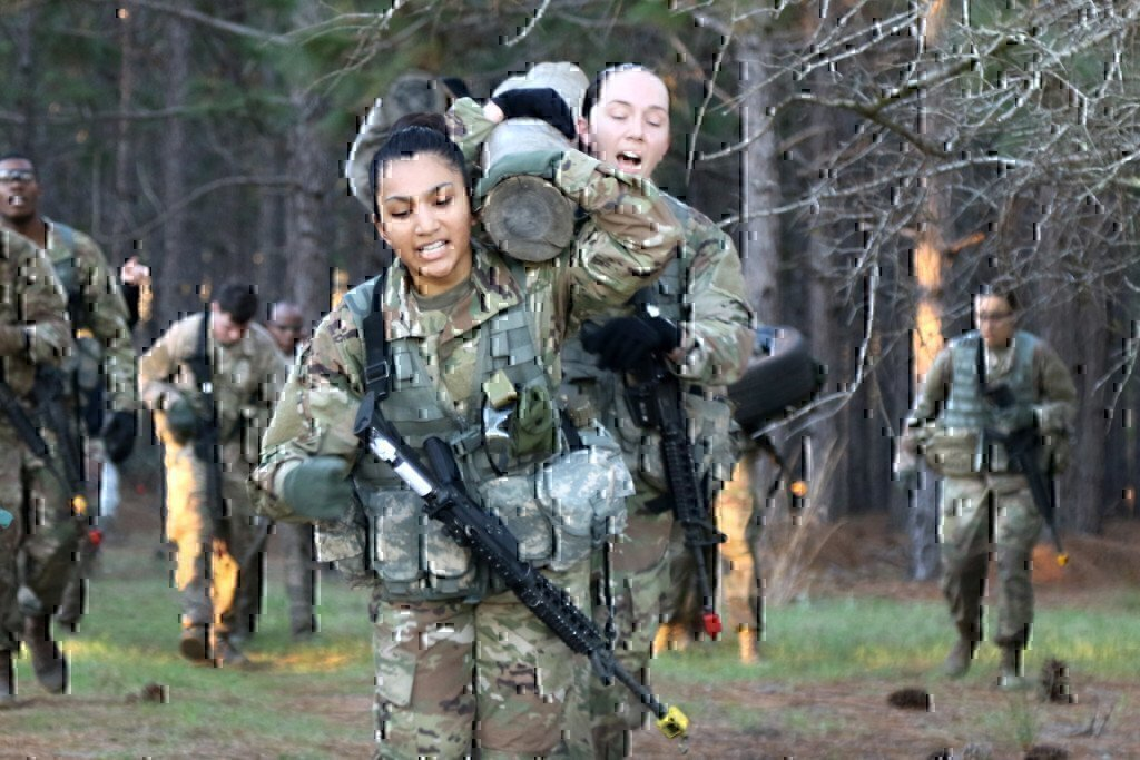 ruck march for graduation