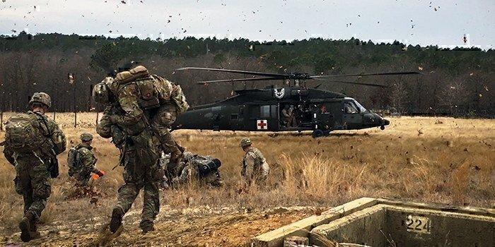 combat medical training