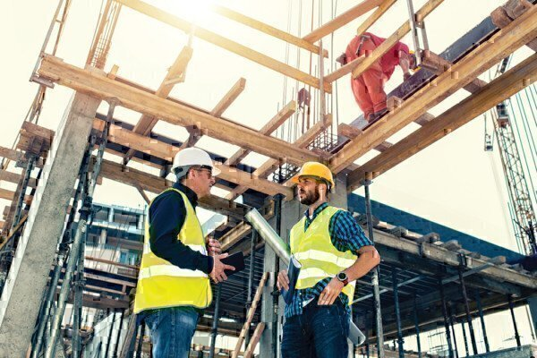 construction trade workers