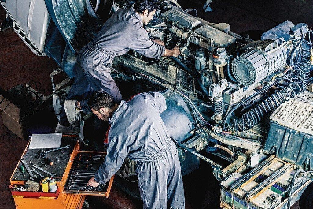 diesel engine specialist