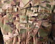 new air force uniform change