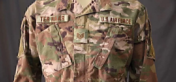 new air force uniform change