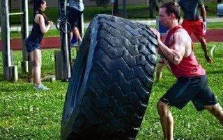 training for the murph challenge