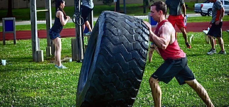training for the murph challenge