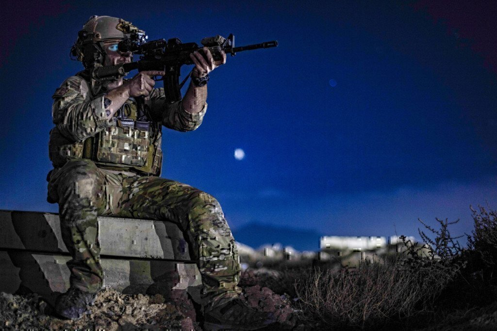 green beret special forces soldier