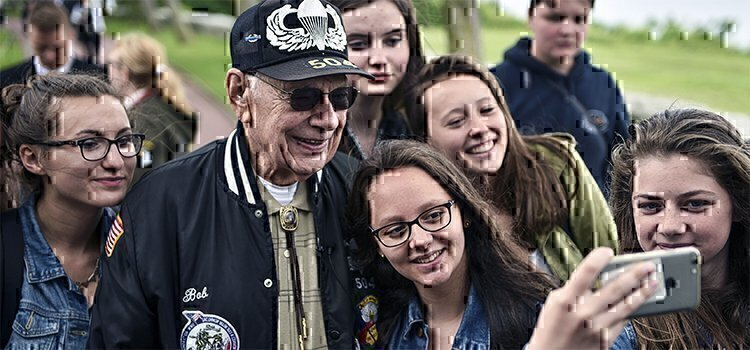 veteran-honor-dday-wwii