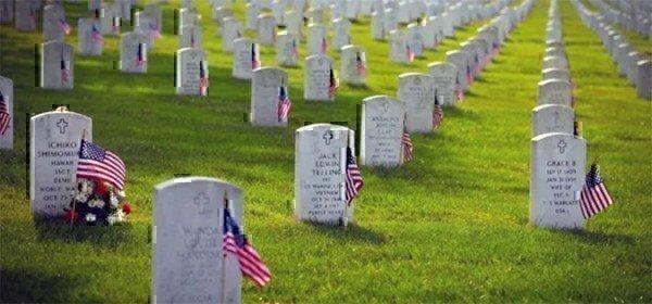 memorial-weekend-Arlington-cemetery
