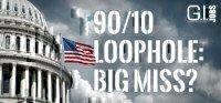 90/10-loophole-capitol-building-american-flag-waving