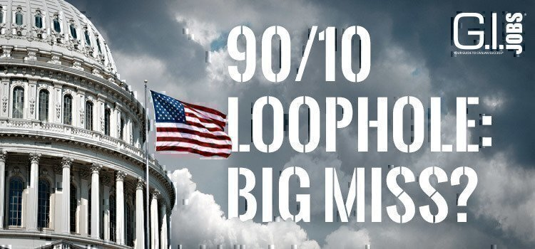 90/10-loophole-capitol-building-american-flag-waving