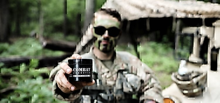 combat combover pomade brand