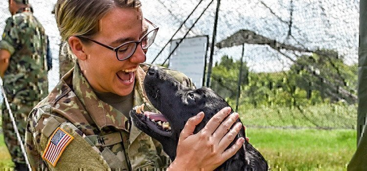 female-soldier-with-military-working-dog