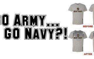 go army beat navy shirt