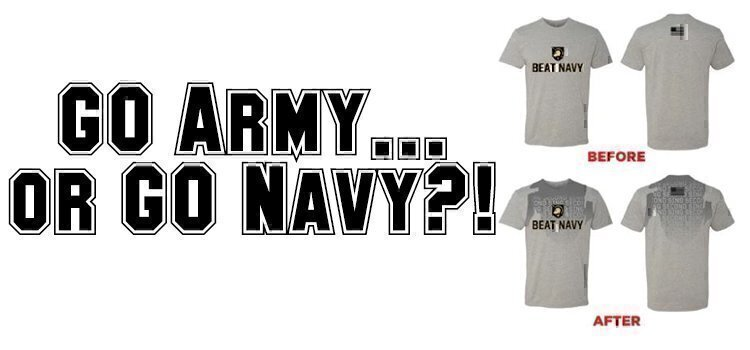go army beat navy shirt