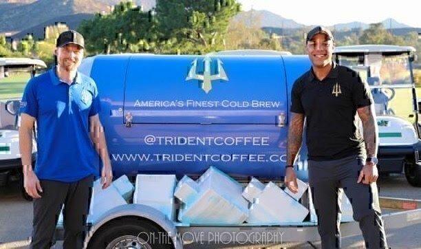 trident coffee