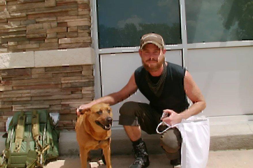 veteran-with-dog