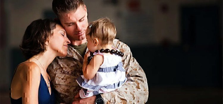 military-family