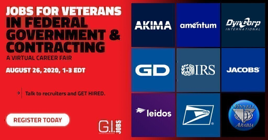Jobs for Veterans in Government and Federal Contracting