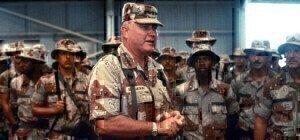 "Gen. Norman ""The Bear"" Schwarzkopf"