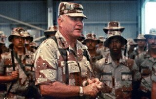 "Gen. Norman ""The Bear"" Schwarzkopf"