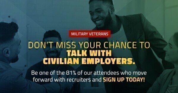 G.I. Jobs Virtual Career Expo