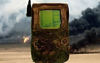 gulf war game boy