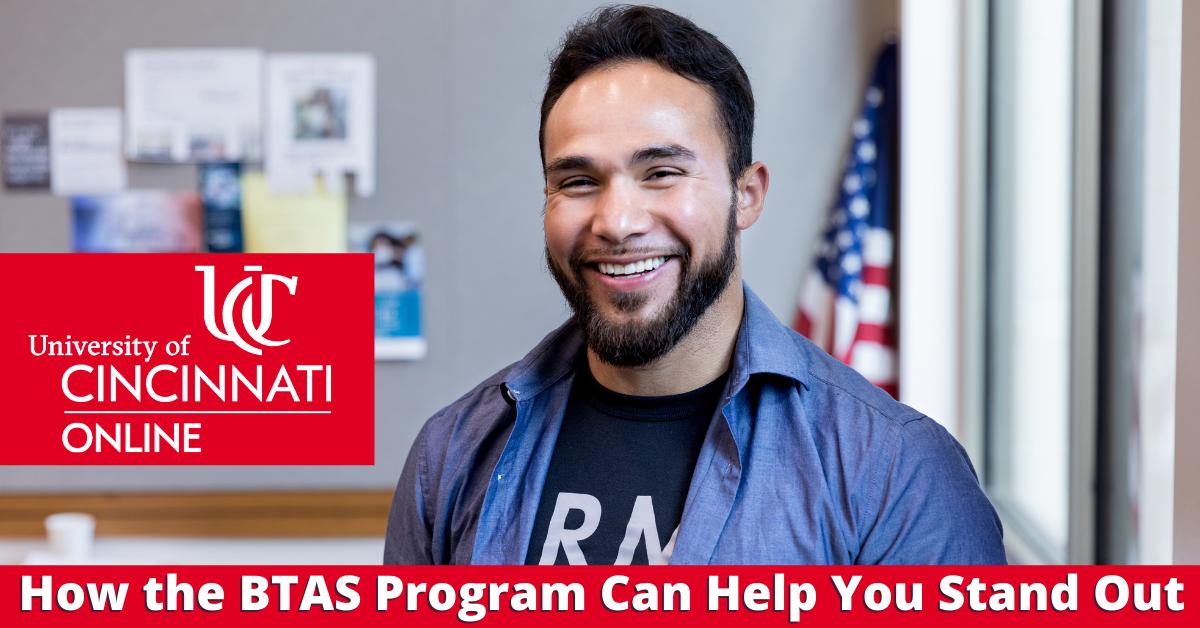 University of Cincinnati Online Programs BTAS Program