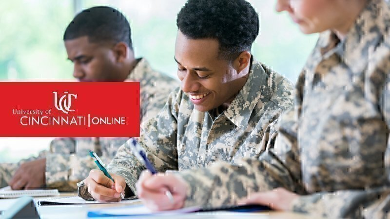University of Cincinnati Online Programs for Military