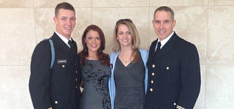 Verizon military family